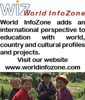 World InfoZone Advert