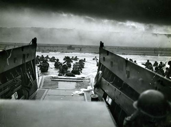 D-Day Picture