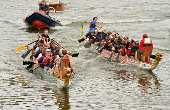 Dragon Boat Races 2013