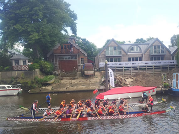 Dragon Boat Final 2015