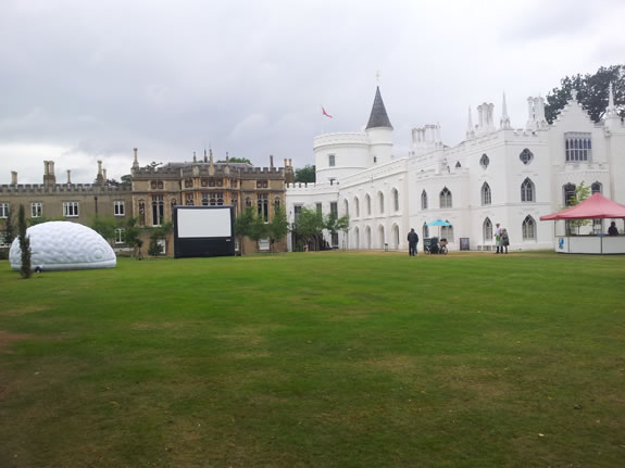 Strawberry Hill House Cinema